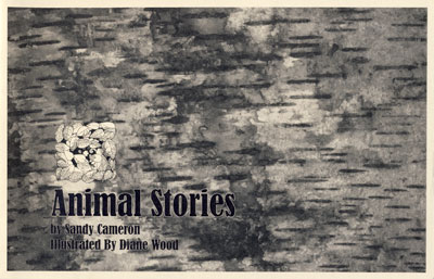 Animal Stories - Cover